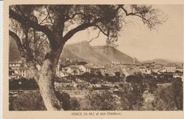 C.P.A. -  VENCE - ET SON DIADÈME - L. GILLETTA - Vence