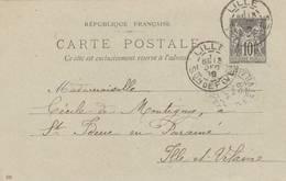 Petit Lot De 34  Entiers Postaux Tous Scannés - Postwaardestukken