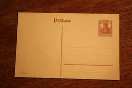 ( 2758 ) Ganzsache Deutsches Reich  P 116 I * -   Erhaltung Siehe Bild - Stamped Stationery