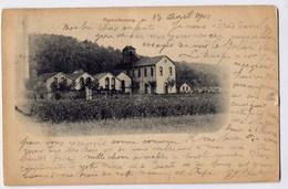 CP 70 Ronchamp - Vers 1901- Obltération Par Itinérant - France