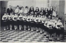 KORTRIJK, ORKEST STELLA MARIS, POTTELBERG KORTRIJK, OPTREDEN CORTINA WEVELGEM 1966 - Kortrijk