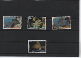 ANTILLAS HOLANDESAS 477/480 (4V) 1982 MICHEL - Antillas Holandesas