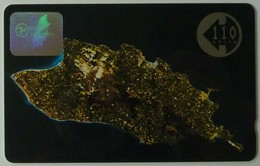ISLE OF MAN - GPT - 9IOMA - 110 Units - Satellite Picture - Mint - Isla De Man