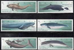 Namibia - 2019 Whales Set  (**) - Baleines