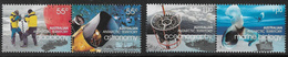 Australian Antarctic Territory 2008 International Polar Year Set 4v [3/2868/ND] - Unused Stamps
