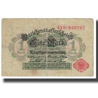 Billet, Allemagne, 1 Mark, 1914, 1914-08-12, KM:50, TB - [ 2] 1871-1918 : Impero Tedesco