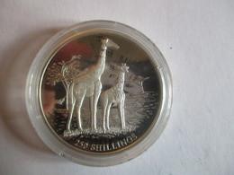 Somalia: 250 Shillings 1999 (girafe) - Somalia
