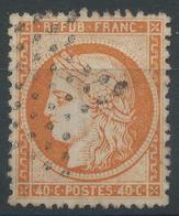 Lot N°47836  N°38, Oblit étoile Muette De PARIS - 1870 Siege Of Paris