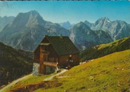 Plumsjoch-Hütte - Karwendel - Tirol [AA40 4.144 - Österreich