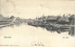 8VL-857: Courtrai  La Lys Nels  Série 41 N°27 - Kortrijk