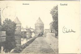 8VL-856: Courtrai  Broeltoren   Nels  Série 41 N°6 - Kortrijk