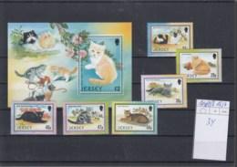 Jersey Michel Cat.No. Mnh/** 1048/1053  + Sheet 34 - Jersey
