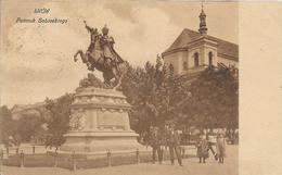 1907 - LEMBERG  ,  Gute Zustand, 2 Scan - Ukraine