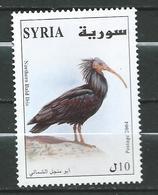 Syria Syrie - 2004 Birds. MNH - Syria