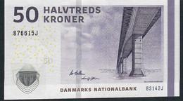 DENMARK P65 50 Kroner (20)14 UNC - Dänemark