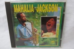 """CD """"Mahalia Jackson"""" Portrait - Chants Gospels Et Religieux"""