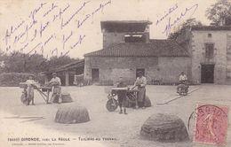 GIRONDE – LA REOLE – Tuiliers Au Travail (1904) - La Réole