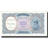Billet, Égypte, 10 Piastres, KM:189a, SPL - Egipto