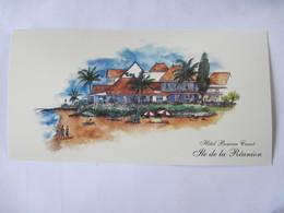 CPM  ILE De LA REUNION HOTEL Boucan Canot TBE - Autres