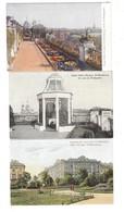 SAINT PETERSBOURG (Russie) Ensemble De 3 Cartes Hotel D'Europe - Russie