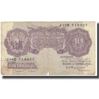 Billet, Grande-Bretagne, 10 Shillings, KM:366, TB - Autres