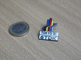 CHAMPIONNATS DU MONDE ATHLETISME 1991. TOKYO. TDK. - Athlétisme