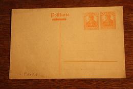 ( 2763 ) Ganzsache Deutsches Reich  P 119 Antwort * -   Erhaltung Siehe Bild - Stamped Stationery