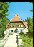Romania, Postcard, Stationery, Code 1108-74, Cheorghieni, Chalet Bucin, Used 1979 - Postal Stationery