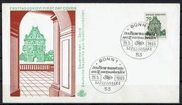 BRD 1964 // Mi. 460 FDC - FDC: Briefe