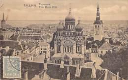 EESTIS Estonia Estonie Estland  : TALLINN : Toompea / The Dom Hill - CPA - - Estonia