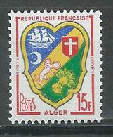 France YT N°1195 Alger Neuf/charnière * - France