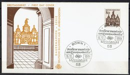 BRD 1964 // Mi. 461 FDC - FDC: Briefe