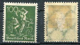 D. Reich Michel-Nr. 187b Ungebraucht - Geprüft - Ungebraucht