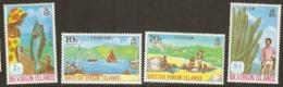 British Virgin Islands  1969  SG 236-9  Tourism Unmounted Mint - Britse Maagdeneilanden