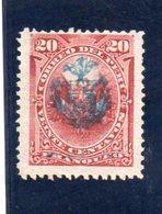 PEROU 1882 SANS GOMME - Perù