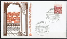 BRD 1964 // Mi. 459 FDC - FDC: Briefe