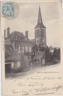 Eglise De Saint Julien Le Faucon - Frankrijk