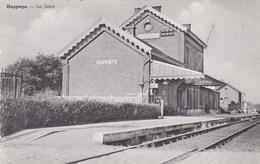 Huppaye, La Gare (pk58588) - Belgique