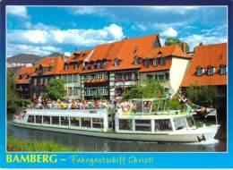 "Fahrgastschiff ""Christl"" Bamberg - Paquebots"