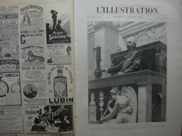 L'ILLUSTRATION N° 3130 BOUILLEURS DE CRU/ OMNIBUS PARISIENS/ AFFAIRE HUMBERT/ ARMEE SUEDOISE - Journaux - Quotidiens