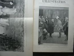 L'ILLUSTRATION N° 3141 EDOUARD VII A PARIS/ EXPULSION DES CHARTREUX/ - L'Illustration