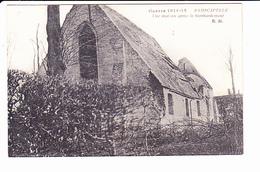 NIEUWPOORT (Belgique) RAMSCAPELLE Maison Après Le Bombardement Guerre 1914/45, Ed. Malcuit 1920 Environ - Nieuwpoort