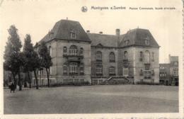BELGIQUE - HAINAUT - CHARLEROI - MONTIGNIES S / SAMBRE - Maison Communale, Façade Principale. - Charleroi