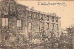 75,VIEUX MONTMARTRE - France