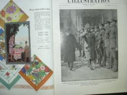 L'ILLUSTRATION 4446 ROI DE SIAM/ ROUMANIE/ BULGARIE/ CORINTHE/ AVION / MISS EUROPE - Journaux - Quotidiens