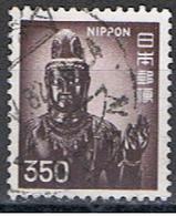 JAPON 114 // YVERT 1194 //  KANNON-BOSATSU // 1976 - 1926-89 Empereur Hirohito (Ere Showa)