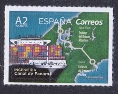 3.- SPAIN ESPAGNE 2019  Engineering. Panama Canal - 2011-... Ungebraucht