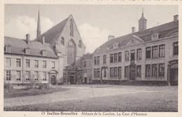 Bruxelles Ixelles, Abbaye De La Cambre. La Cour D'Honneur (pk58615) - Elsene - Ixelles