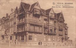 Middelkerke Villa Jeanne Pension Digue De Mer - Middelkerke
