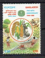 BANGLADESH - 1995 - FAO - 50th ANNIVERSARY - 50éme ANNIVERSAIRE - - Bangladesh